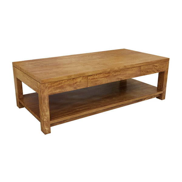 New York Coffee Tables W Shelf