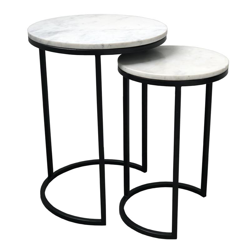 AL-24200BK-Como-Side-Table-Black