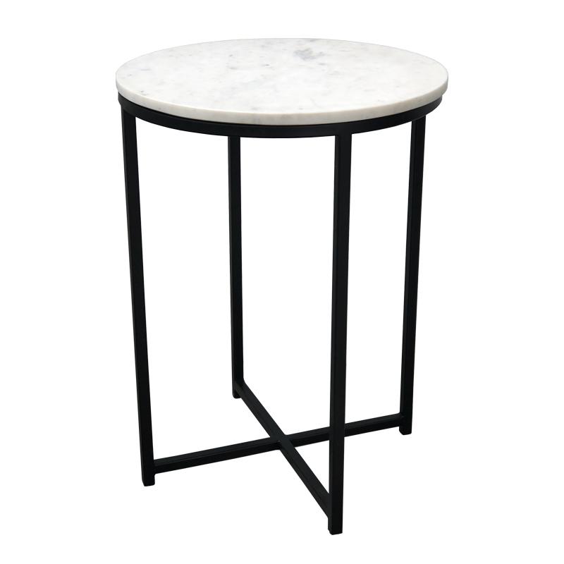 AL-25710BLK-Ella-Side-Table-Black