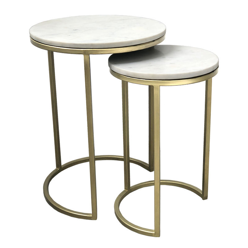 AL024200BK-Como-Side-Table_Brass