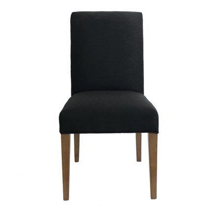 arizona dining chair charcoal