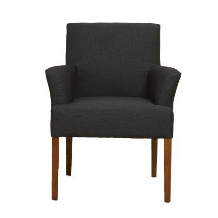 Arizona charcoal armchair