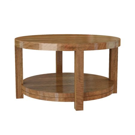 Brittany round coffee table