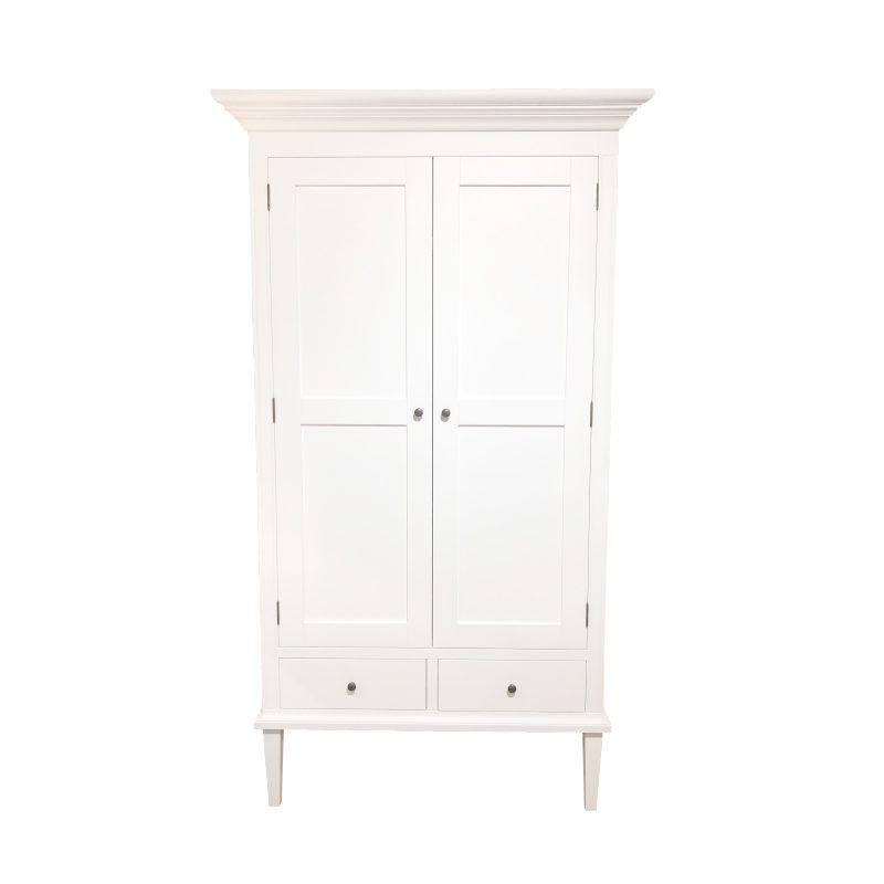 capri white wardrobe