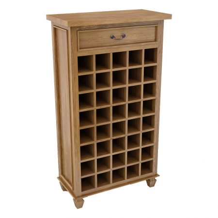 Chateau 40 bottle wine storage