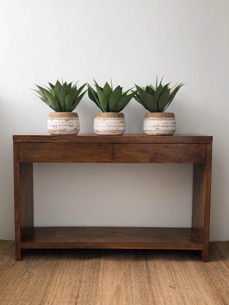 Montana Console with Shelf