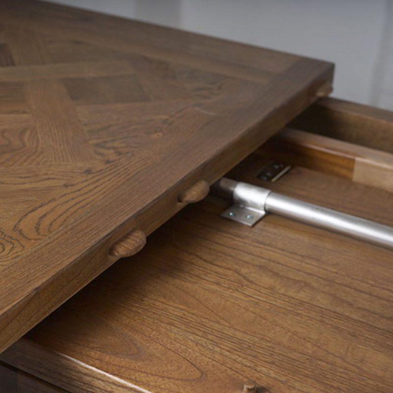 DEAUVILLE-EXTENSION-TABLE-OAK-BUTTERFLY-RAIL