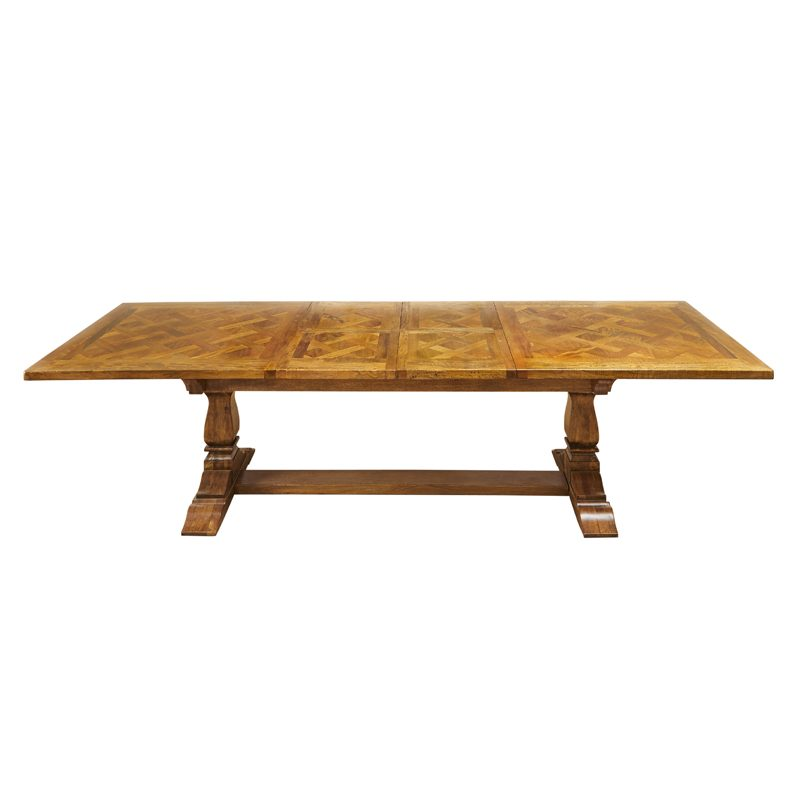 Deaville Pedestal Extension Dining Table