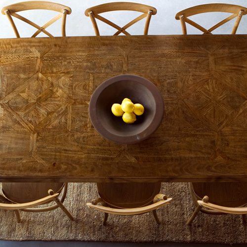 Dining Brittany Parquetry Table