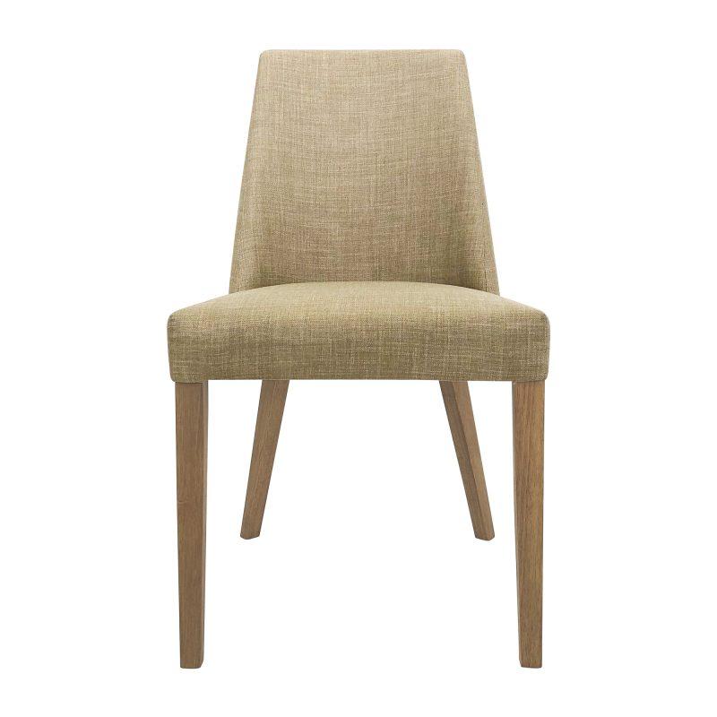 Hamilton Nougat Dining Chair Natural