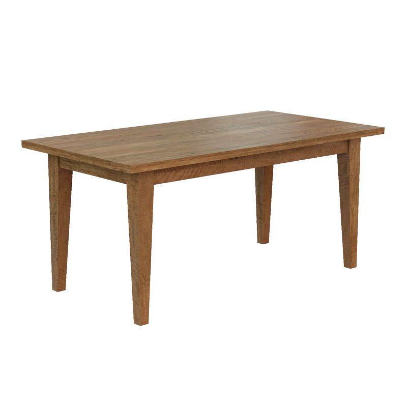 Hamilton Dining Table Plain 180