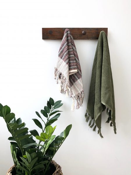 rustic hooks for interiors
