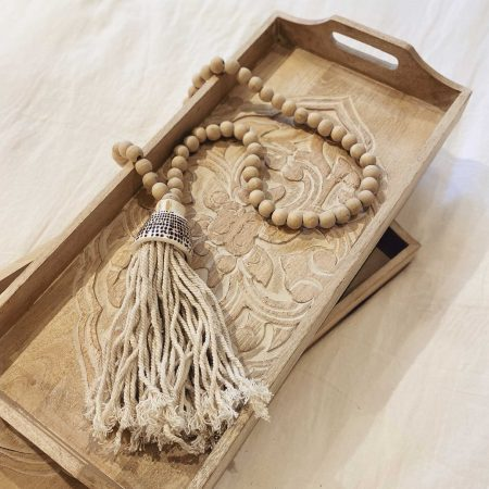 JS-006-NAT-Beads-With-Shell-Tassel