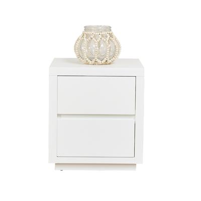 Maine 2 drawer bedside1