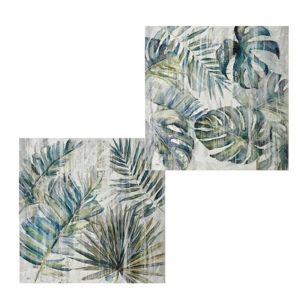 Tropical Mix Leaves & Monsteria Mix Leaves $130 each