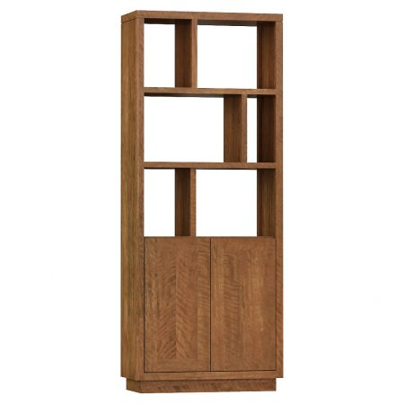 Montana Narrow Display Cabinet