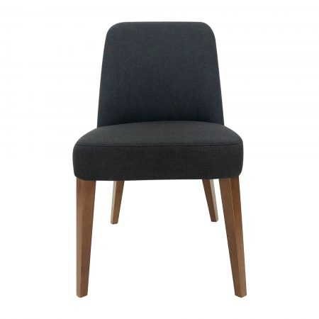 New York Charcoal Dining Chair