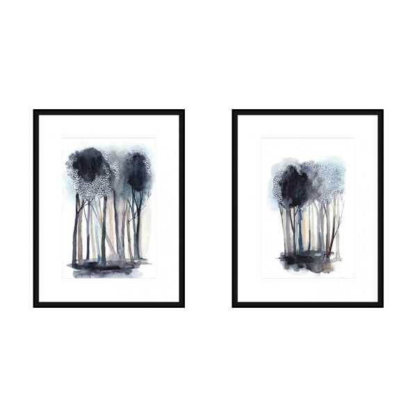 Natural Tranquil Coppice I & II $295 each
