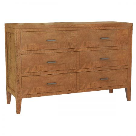 New York 6 drawer chest of drawers