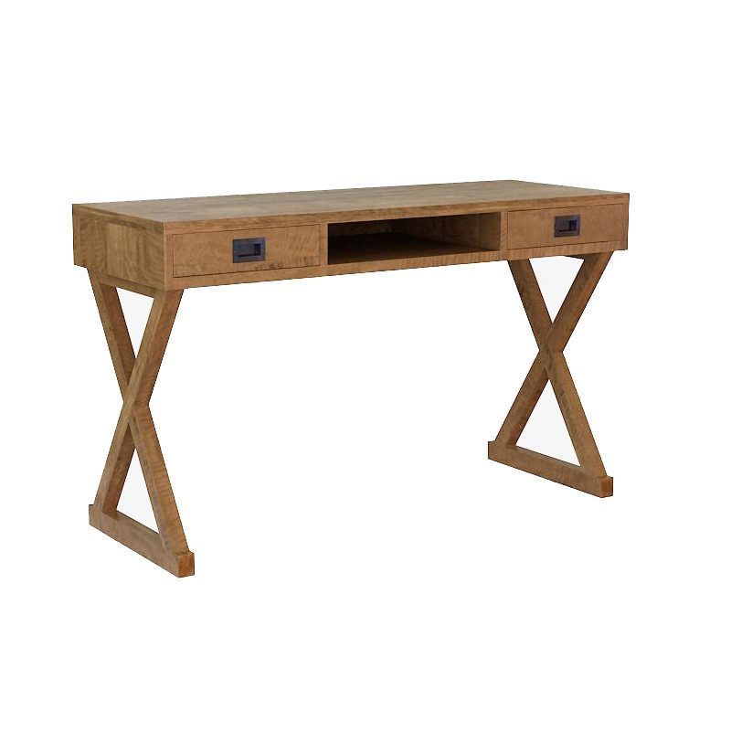 Rhode Island Small desk cross leg