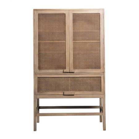 Studio Rattan Cabinet