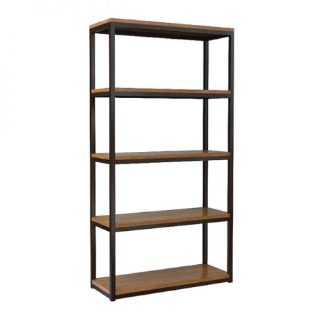 Soho-Bookcase-Industrial