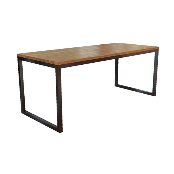Soho-Dining-Table-Industrial