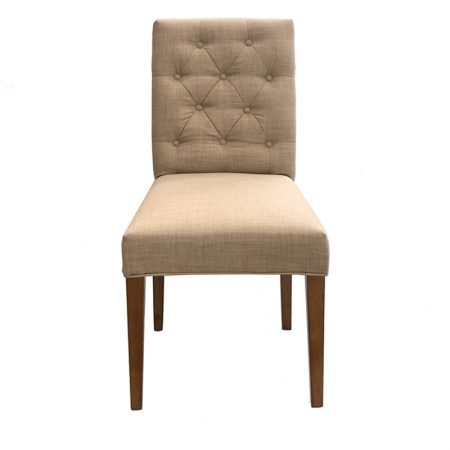 Valentina Dining Chair Nougat