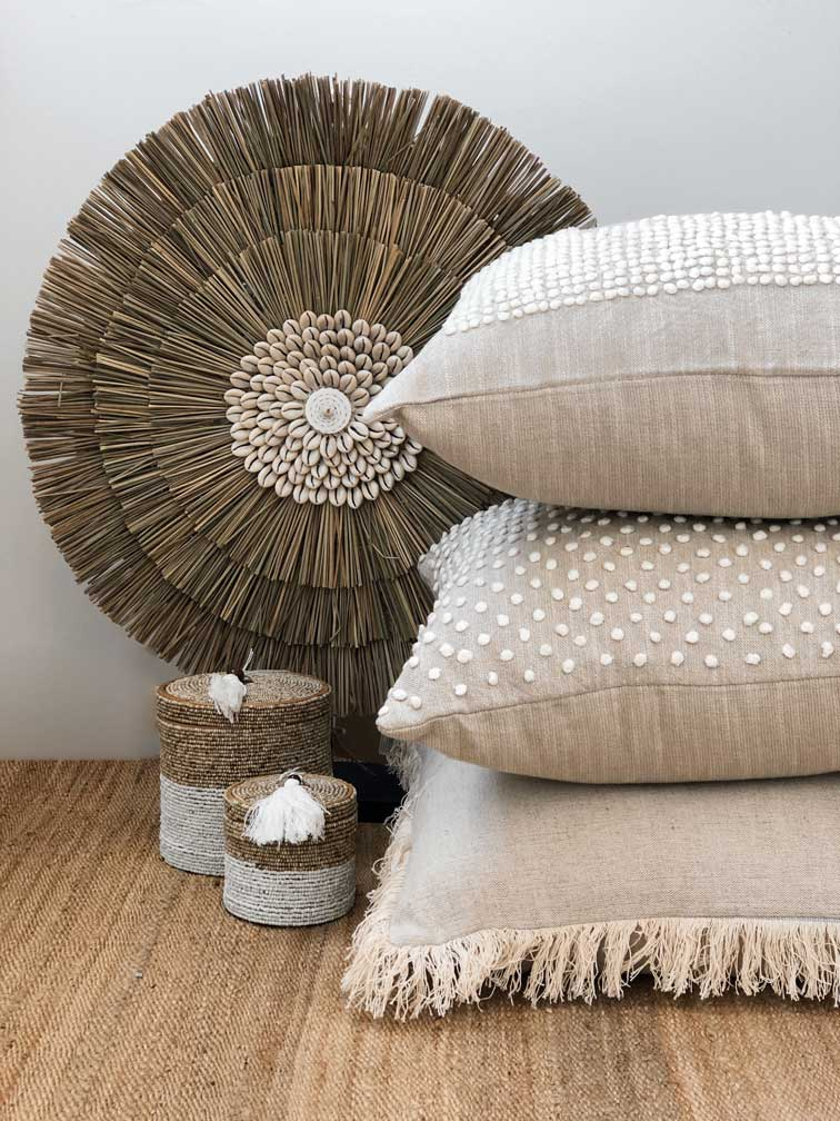 Neutral Cushion Styling