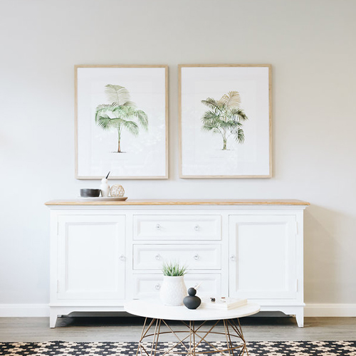 Wall art doesn't need to be expensive